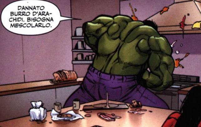 hulk cucina